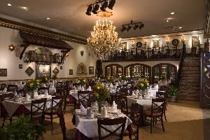 The Don Quixote Private Dining Room, Columbia Restaurant Ybor City, Tampa
