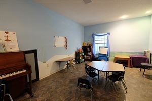 Nursery / Preschool Rms, Unitarian Universalist Church of Pensacola, Pensacola — Beach Room / Preschool Rm