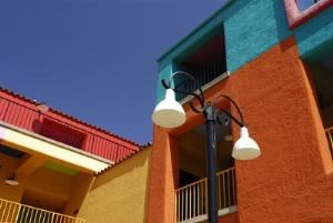 Tucson Colorful Buildings