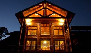 An Enchanting Evening, An Enchanting Evening, Roland — Enchanting Log Cabin Wedding Venue in Little Rock Arkansas