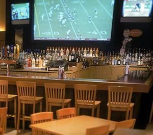 Spike's Sports Bar, Hyatt Regency Minneapolis, Minneapolis