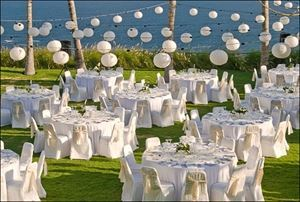 The Atlantic Wedding  Package, Atlantic National Golf Club, Lake Worth — Outdoor Wedding