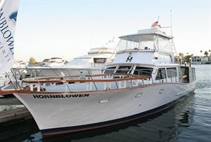 Motor Vessel Hornblower, Hornblower Cruises & Events Newport Beach, Newport Beach