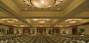 Grand Plaza Ballroom, Hyatt Westlake Plaza in Thousand Oaks, Westlake Village