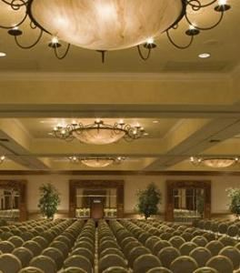 Grand Plaza Ballroom (Two Sections), Hyatt Westlake Plaza in Thousand Oaks, Westlake Village