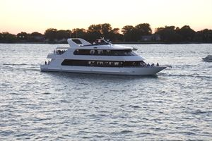 Infinity, Infinity and Ovation Yacht Charters, Saint Clair Shores — The Infinity