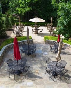 Terrace Gardens, First Colony Winery, Charlottesville — The Terrace Gardens