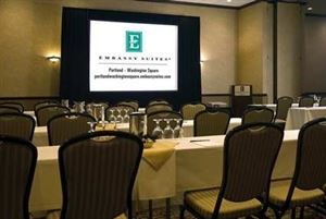 2015 Meeting Packages, Embassy Suites Portland - Washington Square, Portland