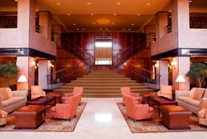 Grand Foyer, Sheraton Eatontown Hotel, Eatontown