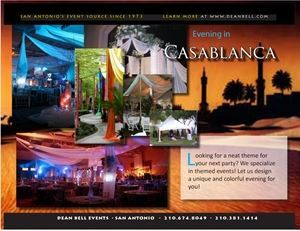 3 hour Prom/Reunion, Dean Bell Events - Event Planning, San Antonio