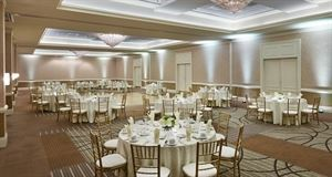 A Blue Wedding Package, Hilton Alexandria Old Town, Alexandria