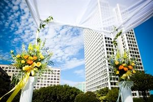 Roof Garden, Kaiser Center Events, Oakland