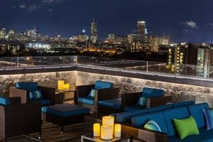 Over the Charles, DoubleTree Suites by Hilton Hotel Boston - Cambridge, Allston