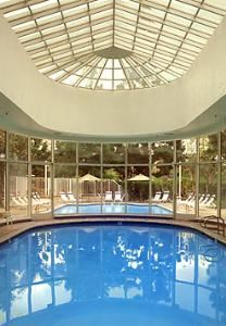 Poolside Pavilion, Warner Center Marriott Woodland Hills, Woodland Hills
