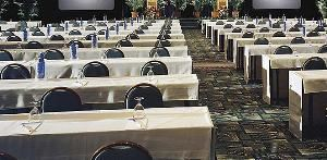 Grand Cypress A, Hyatt Regency Grand Cypress, Orlando — Ballroom setup for a meeting