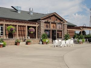 The Halfway Grille Patio, Boulder Creek Golf Club, Streetsboro