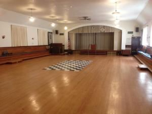 Freemason Lodge, Waluga Lodge Building, Lake Oswego