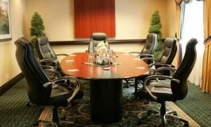 Courtney Executive Boardroom, Homewood Suites By Hilton Toronto-Mississauga, Mississauga