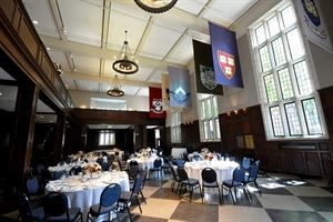 Wedding Package - Indoor Ceremony with Reception, Perelman Quadrangle, Philadelphia