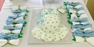 Baby Shower , Atlantic National Golf Club, Lake Worth — Cakes available by our professionals