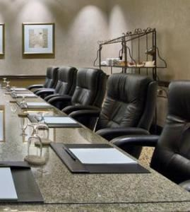 Executive Boardroom, Hyatt Valencia & Santa Clarita Conference Center, Valencia