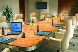 Boardroom, Sheraton Gateway Hotel, Los Angeles