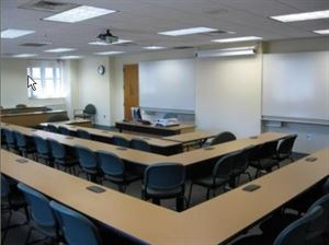 Business Center Caseroom (11 available), University of Baltimore Office of Events and Conference Services, Baltimore