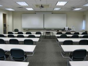 Business Center Lecture Room (4 available), University of Baltimore Office of Events and Conference Services, Baltimore