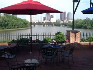 The Deck, The Boat House at Confluence Park, Columbus
