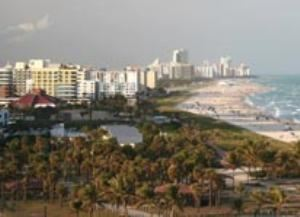 Miami Beach panorama