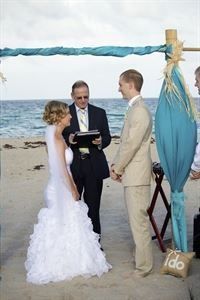 Unforgettable Beach Wedding Package, Ideal I Do's - Elegant Weddings To Go!, Miami — Ideal I Do's Unforgettable Beach Wedding Package