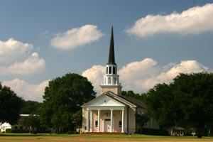 Texas church