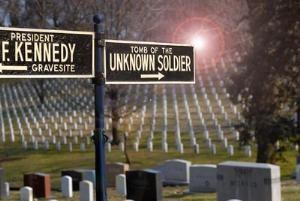 Arlington Cemetery American Soldiers