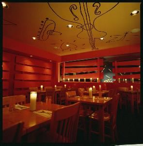 Private Dining Room, Border Grill Santa Monica, Santa Monica — Private dining room seats up to 43