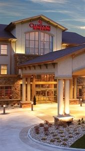 ClubHouse Hotel & Suites, Sioux Falls