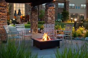 Gazebo, ClubHouse Hotel & Suites, Sioux Falls