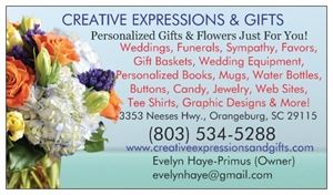 Creative Expressions & Gifts