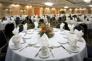 Salon A, Crowne Plaza Dulles Airport, Herndon — Grand Ballroom Salon A.