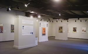 Museum Gallery, The Heritage Society at Sam Houston Park, Houston