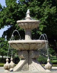 Summer Fountain