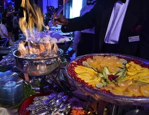 Executive Caterers, Cleveland
