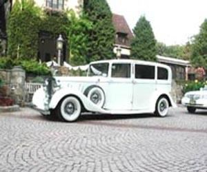 Lucien's Limousine Service, Inc, Rutherford — 1937 Rolls Royce Phantom III