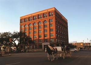 The Sixth Floor Museum At Dealey Plaza, Dallas — The Sixth Floor Museum at Dealey Plaza is located in the former Texas School Book Depository building in Downtown Da.llas' West End Historic District.