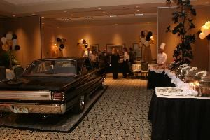 Grand Ballroom, Hampton Inn Daytona Speedway-Airport, Daytona Beach