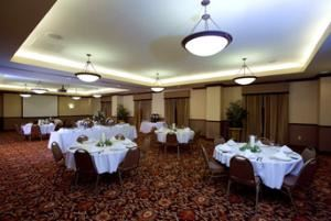 Parkview Ballroom, Four Points By Sheraton Knoxville Cumberland House Hotel, Knoxville — Parkview Ballroom