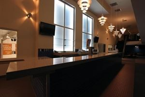 Club Lounge Rental, Dr Pepper Arena, Frisco — Club Lounge