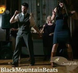 Black Mountain Beats, Mobile DJ, Black Mountain — That's me! (Leading the dance.)