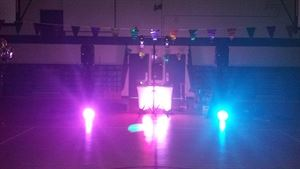 Blue-Paw Entertainment, LLC., Owasso — Digital, high quality sound, LED lighting, and effects! Scalable to any budget!