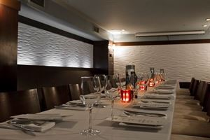 Private Dining Room, 5A5 Steak Lounge, San Francisco