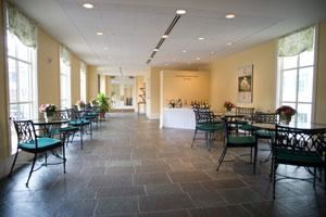 Linder Café, Taft Museum of Art, Cincinnati — The Tea Room